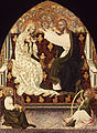 Giovanni di Paolo The Coronation of the Virgin.jpg