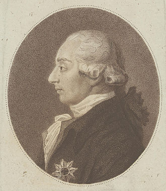 Karl Ludwig von Lecoq - Lucchesini