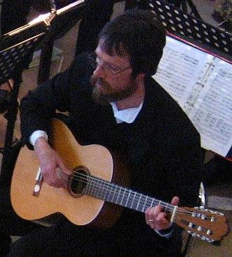 Helmut Kickton - Image: Gitarre continuo