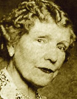 Gladys Osborne Leonard English psychic and medium