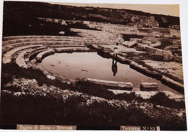 File gloeden wilhelm von 1856 1931 n 0083 b recto for Negozi di arredo bagno a siracusa