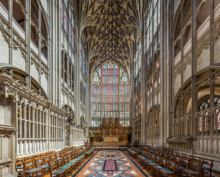 Category:Gothic architecture in England