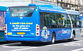 Go North East bus 5258 Scania CN230 Omnicity NK56 KJN Cobalt Clipper livery in Newcastle 9 May 2009 pic 3.jpg