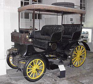 Gobron-Brillié - Gobron-Brillié 1898