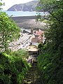 Going Up on the Cliff Railway - May 2011 - panoramio.jpg