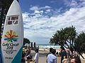 Gold Coast 2018 Commonwealth Games countdown clock 02.JPG