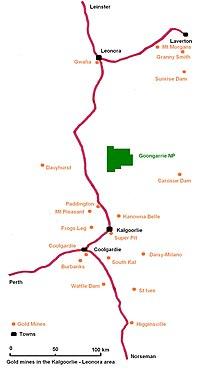 Tarmoola Gold Mine - Wikipedia