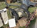 Goliath tracked mine replica during the VII Aircraft Picnic in Kraków.jpg