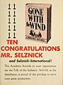 Gone with the Wind - Ten Congratulations, Mr. Selznick 1940.jpg