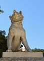 Gos d'Alcibíades, parc de Canalejas, Alacant.JPG