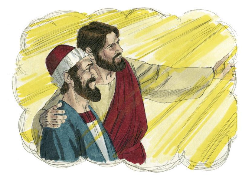 Jesus prepares disciples for persecution