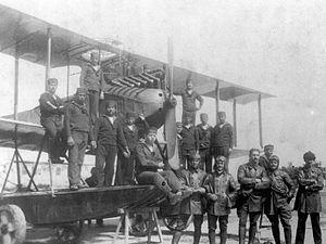 Gotha WD.2 - Image: Gotha WD.2 Ottoman 1st Naval Flight Squadron