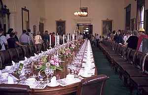 Government House, Melbourne - Image: Government House Melbourne 3 gobeirne