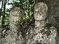 Grab Skulptur für Carl Habich-Schilplin (1873–1931) Stadtrat. Von Adolf Glatt (1899–1984), Waldfriedhof Rheinfelden, Aargau (3).jpg
