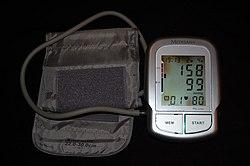 magas vérnyomásmérő
