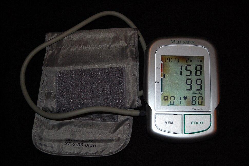 Grade 1 hypertension