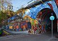 Graffiti Unterfahrung Kefergasse, Vienna 05.jpg