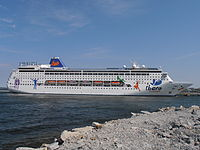 Ibero cruises wikipedia for Costa neoriviera wikipedia