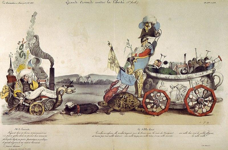 File:Grandville, Kreuzzug 5, 1834, K95.jpg
