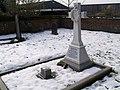 Grave of Alfred Hook - geograph.org.uk - 1175184.jpg