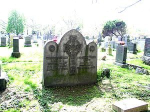 Thomas Clarke Luby - T.C. Luby Grave