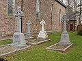 Graves of parish priests, Castlebridge - geograph.org.uk - 1281837.jpg