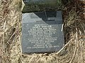 Gravestone in St Helen's churchyard - geograph.org.uk - 252645.jpg