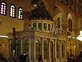 Great Mosque, Damascus - Shrine of St. John the Baptist.jpg