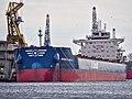 Green K-Max 2 (ship, 2020) IMO 9838060, Mercuriushaven, Port of Amsterdam pic2.jpg