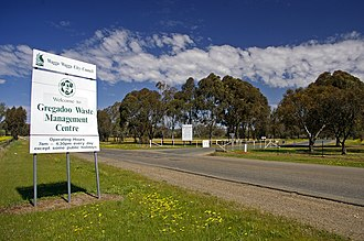 Gregadoo, New South Wales - Gregadoo Waste Management Centre