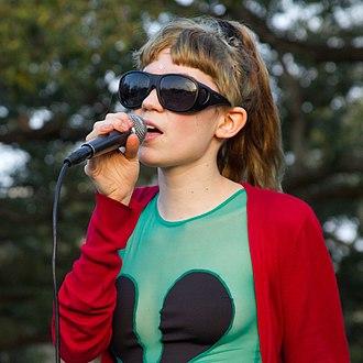 Grimes (musician) - Grimes in 2012