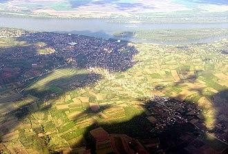 Grocka - Aerial view