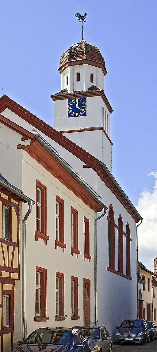 Grolsheim Evangelische Kirche 20100831