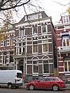 foto van Herenhuis in karakteristieke eclectische bouwstijl