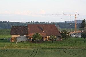 Grossaffoltern - Farm house near the village