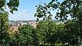 Grudziądz - wzgórze zamkowe widok miasta. - panoramio.jpg