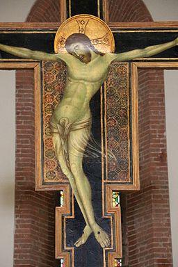 Guido di graziano o duccio, croce di grosseto, 1289 circa 05