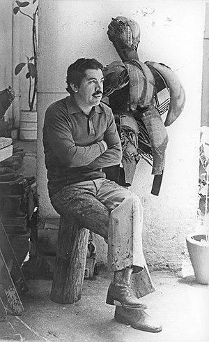 Guillermo Ceniceros - Guillermo Ceniceros in the studio