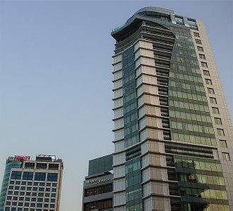 Gulshan Thana - Doreen Tower at Gulshan 2