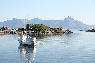 Bø, Nordland - Guvåg in Bø