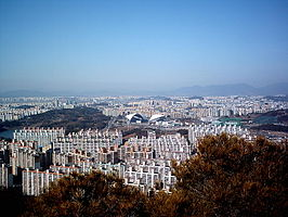 Gwangju city