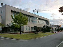 Gwangyang City Hall.JPG