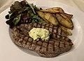 Hôtel-restaurant de La Marine, pièce du boucher.jpg