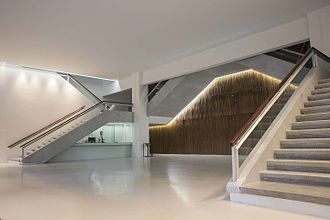Teatro Coliseo - Image: HALL Y FOYER PH. ENRICO FANTONI3