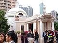 HKU Bonham Road PFL Hung Hing Ying Building 孔慶熒樓 visitors Jan-2016 DSC 002.JPG