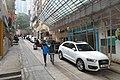 HK 上環 Sheung Wan 差館上街 Upper Station Street Audi Q3 white car outdoor carpark Jan-2018 IX1.jpg