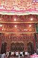 HK 西營盤 Sai Ying Pun 香港 中山紀念公園 Dr Sun Yat Sen Memorial Park 香港盂蘭勝會 Ghost Yu Lan Festival 神壇 Altar stage Sept 2017 IX1 02.jpg