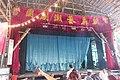 HK 西營盤 Sai Ying Pun 香港 中山紀念公園 Dr Sun Yat Sen Memorial Park 香港盂蘭勝會 Ghost Yu Lan Festival theatre stage Sept 2017 IX1 01.jpg