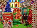 HK 觀塘 Kwun Tong 創紀之城五期 APM mall Xmas pop can n visitors Dec-2013.JPG