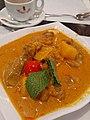 HK CWB 銅鑼灣 Causeway Bay Great George Street 金百利商場 Island Centre (Island Beverley) 花園餐廳 Sweetheart Garden Restaurant food April 2021 SS2 curry rice beef 01.jpg